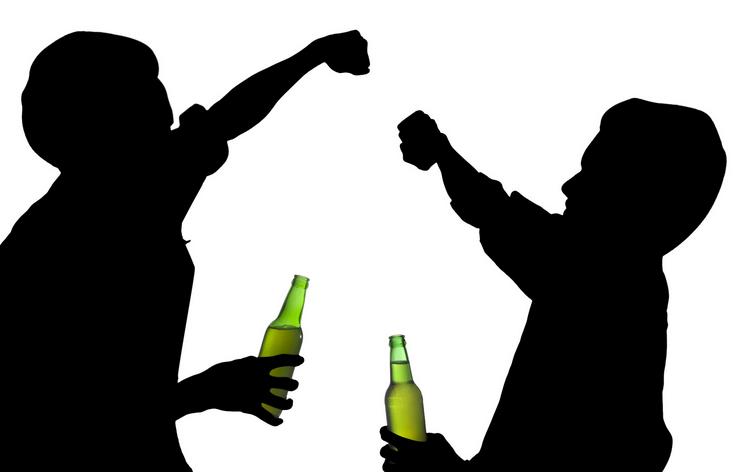 У вас день рождения и алкоголизм